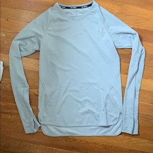 Nike running long-sleeved top, small
